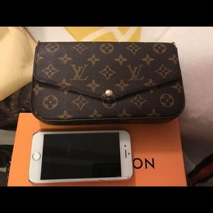 Lv small crossbody